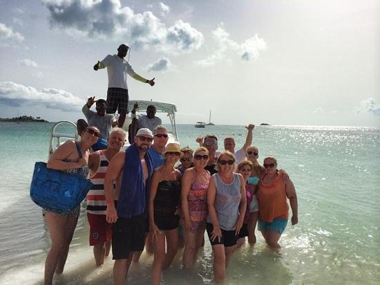 Adventure Antigua : Our amazing group