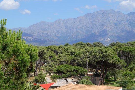 Village Vacances La Balagne: vue chambre côté Mer