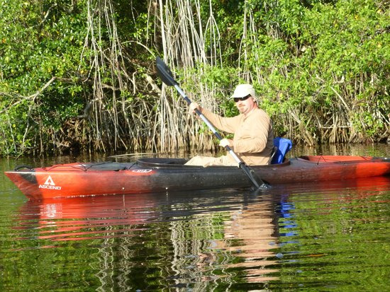 Tour The Glades - Private Wildlife Tours: kayaking