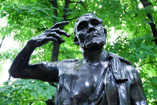 Musée Rodin : Such detail!