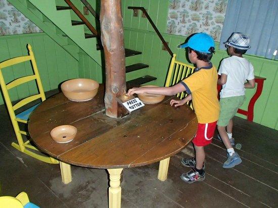 Story Land: Three little bears' house