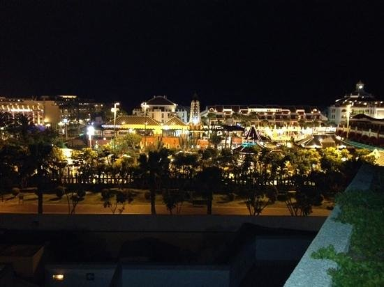 Best Tenerife: loved the view at night from the balcony