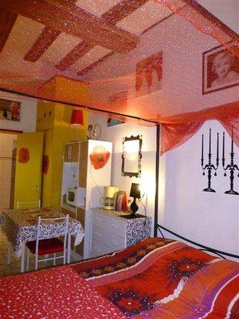 Les studios de soizick : studio vue intérieure