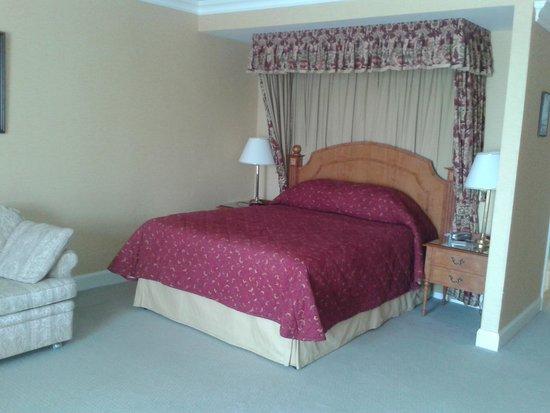 Fernhill Hotel: bedroom no7