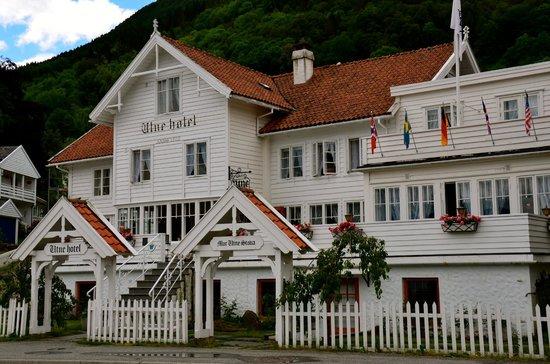 Utne Hotel: Hotel Dating to 1722