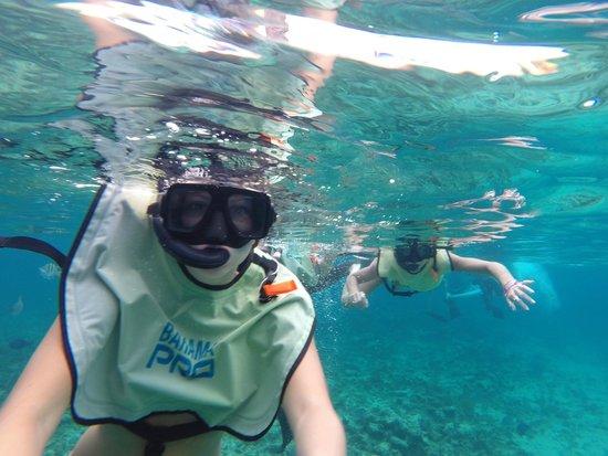 Flying Cloud: Snorkeling & Fun in Bahamas