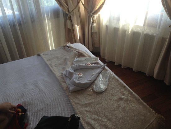 Kupeli Palace Hotel : :)