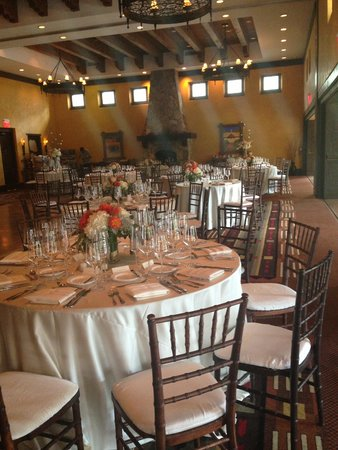 Bishop's Lodge Resort & Spa: The Reception Space