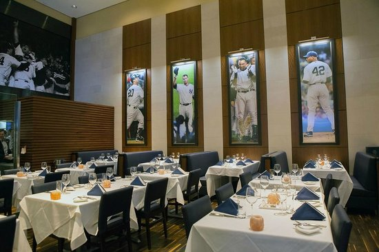 NYY Steak- the steakhouse of the New York Yankees