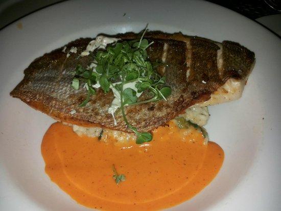 Restaurant La Petite Cachee: Pesce