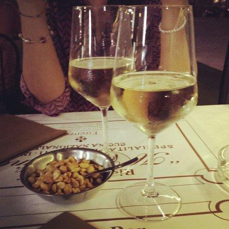 Il Cavallino: Pin Pinot Grigi