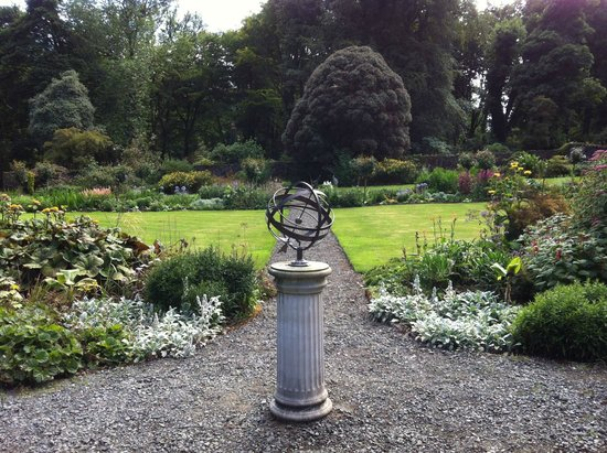 Achamore Gardens: Achamore walled garden July 2014
