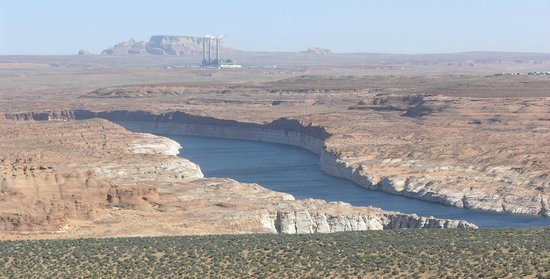 Comfort Inn & Suites: Lake Powell scenic lookout