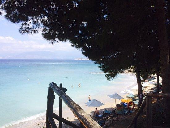 Candia Park Village: Private beach
