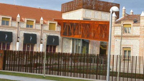 Hotel AF Pesquera: Exterior
