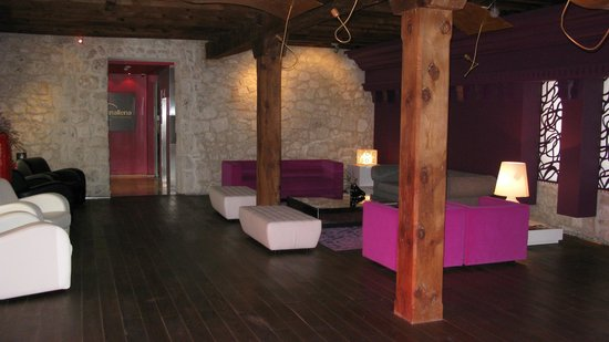 Hotel AF Pesquera : Hall