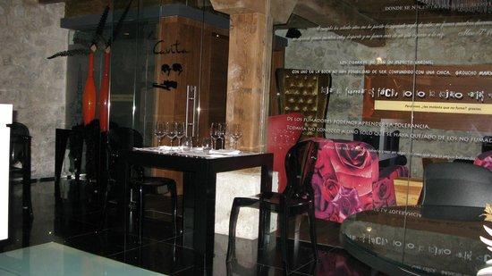 Hotel AF Pesquera : Rincón Restaurante