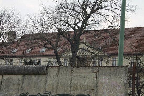 Gedenkstätte Berliner Mauer: Muro de Berlín