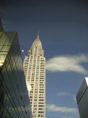 Grand Hyatt New York: Blick aufs Crysler Building