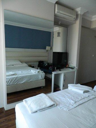 Gold Kaya Hotel : Camera
