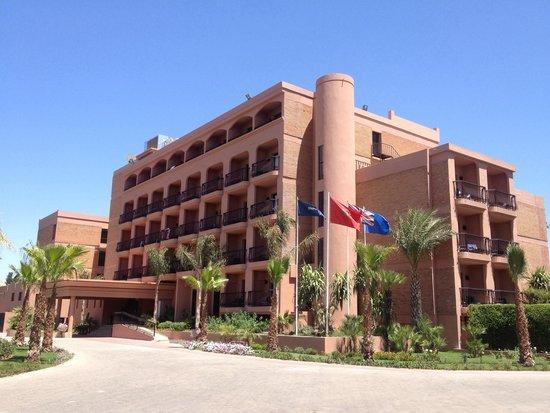 TUI SENSIMAR Medina Gardens: Hotel front