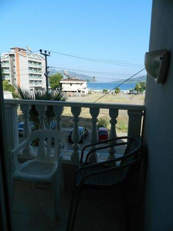 Gold Kaya Hotel : Vista dalla camera