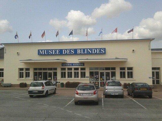 Musee des Blindes: Ingresso
