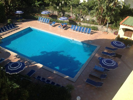 Family Spa Hotel Le Canne : La piscina