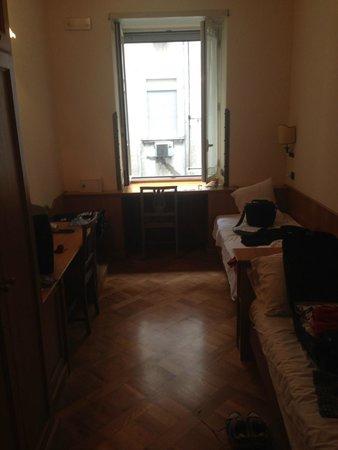 Grand Hotel Europa: Kamer 158