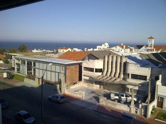 Atlantico Boutique Hotel: Vista al mar