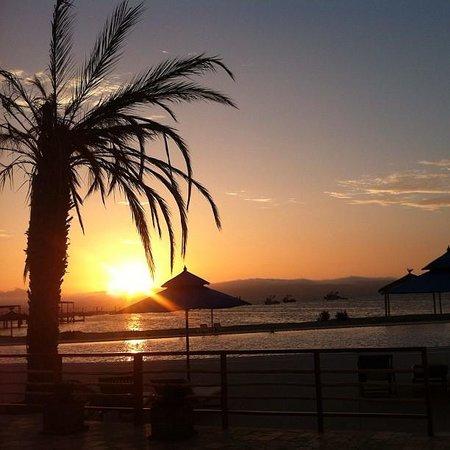 San Agustín Paracas: sunset desde mi habitación