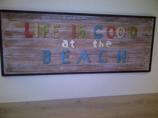 Atlantico Boutique Hotel: Muy cierto!!!!