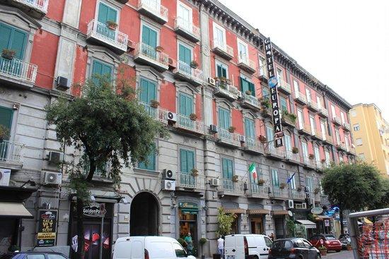 Grand Hotel Europa : Hotel