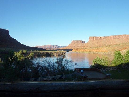 Red Cliffs Lodge : Magnifique