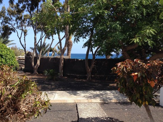 Marconfort Atlantic Gardens Bungalows: Beautiful view from bungalow