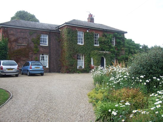 The Old Rectory B&B: Beautiful  Rectory