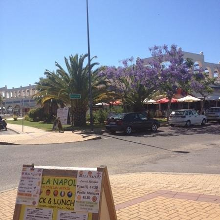 Melia Atlantico Isla Canela: few shops/ restaurant nearby