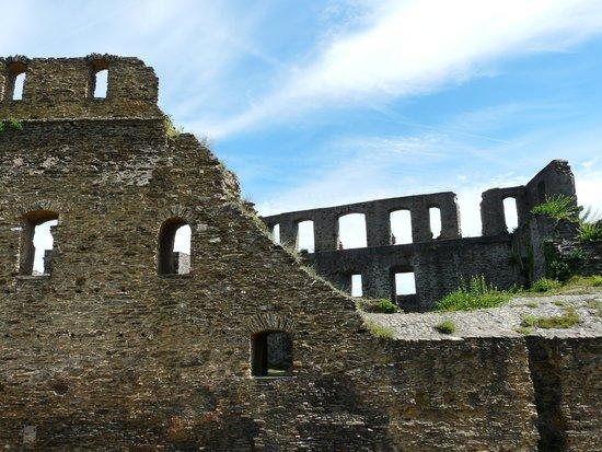 Burg Rheinfels: Lots of Ruins to explore