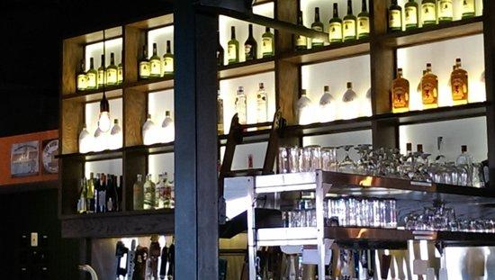 Rosie O'Grady's: The bar