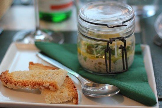 Enoteca Pitti Gola e Cantina : Asparagus, cheese, amazing