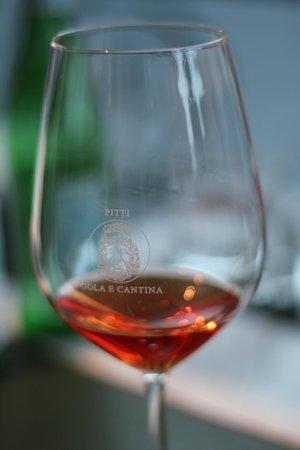 Enoteca Pitti Gola e Cantina : Carat wine