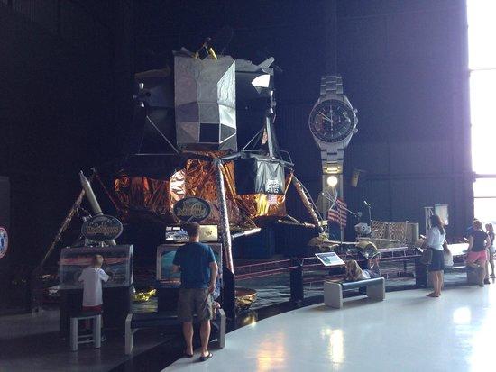 U.S. Space and Rocket Center : Moon Lander