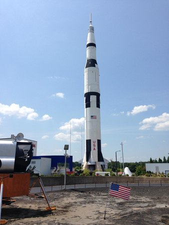 U.S. Space and Rocket Center: Saturn V Rocket