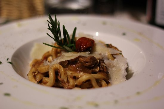 Enoteca Pitti Gola e Cantina : Just yum!