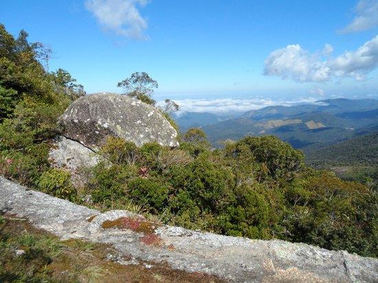 Pedra Redonda: vista muito bonita