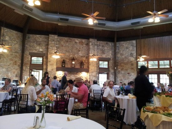 Canyon Springs Golf Club: Dining Area