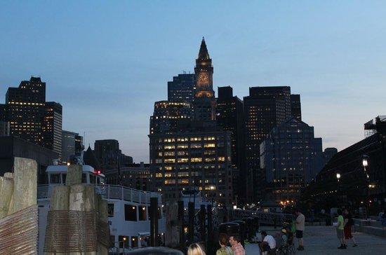 Boston Marriott Long Wharf: Long Wharf