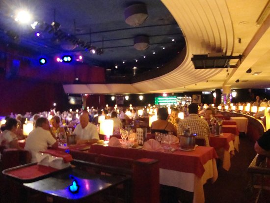 Benidorm Palace : Zaal