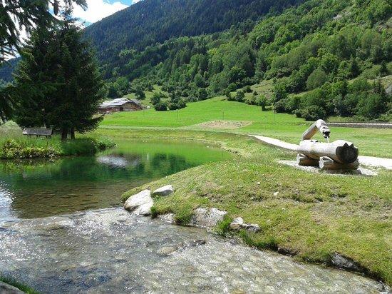 Residence La Cascata: Posti favolosi