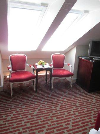 Victoria & Alfred Hotel: Windows in Room